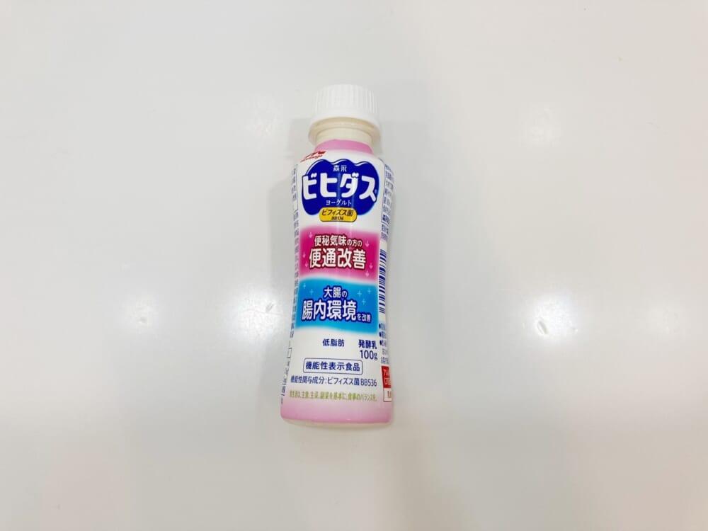 便通改善ドリンクタイプ/ビヒダス