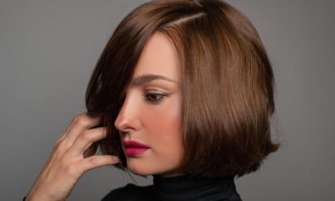 髪の乾かし方で小顔に!むくみ顔をすっきり見せる方法