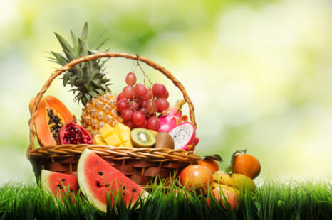 真夏のインナーケアに!老化予防に食べたい旬の果物5つ