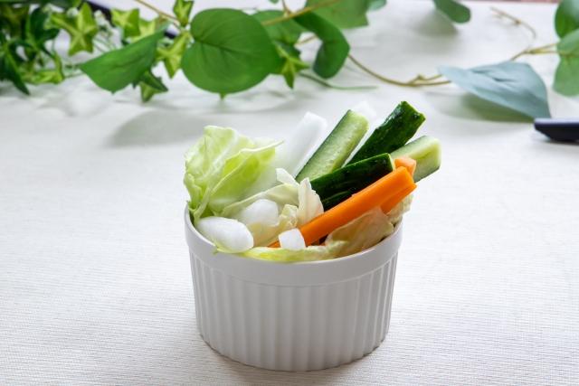 野菜スティックでアンチエイジング!おすすめディップソース