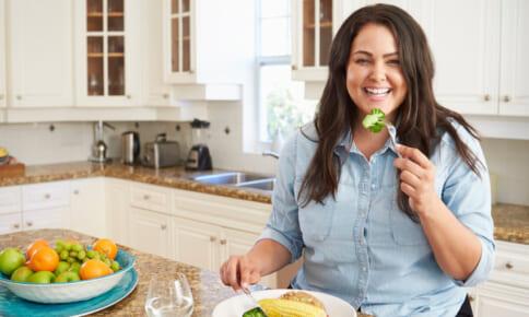 40代・50代が痩せない理由&痩せる食事の見直しのコツ