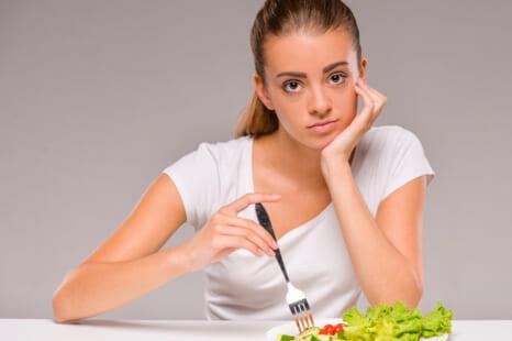 オバ体型の原因に!40•50代が避けるべきダイエット