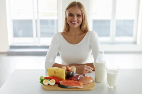 朝たんぱく質で痩せる!摂るべき食材3つ