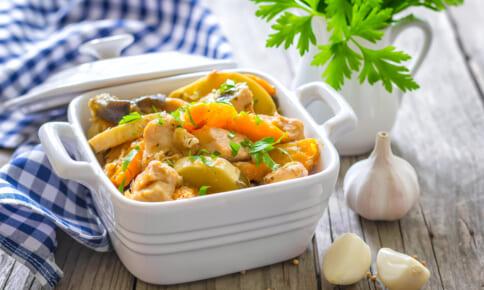 作りおきで手軽に腸活!秋野菜の美腸レシピ