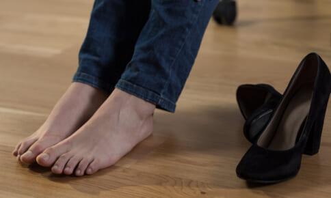 重たいゾウ脚になるNG行動&むくみ脱却・簡単ストレッチ