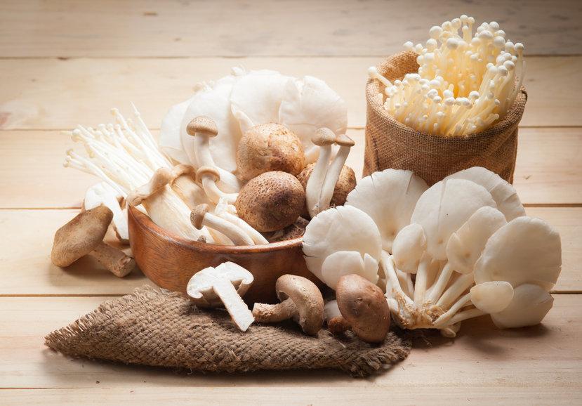 菌活で太りにくい身体に!きのこの常備菜レシピ