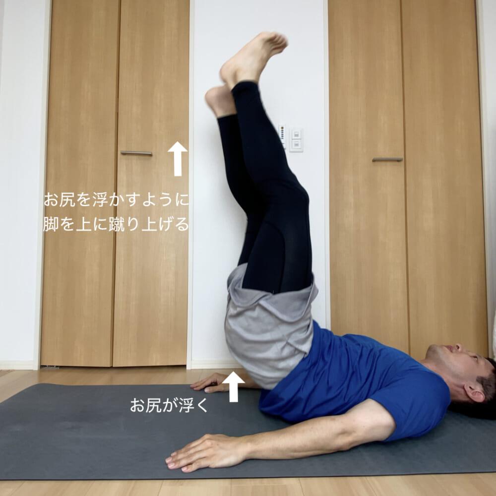 短時間でしっかり!10回で強烈に効く下腹を凹ませるエクサ