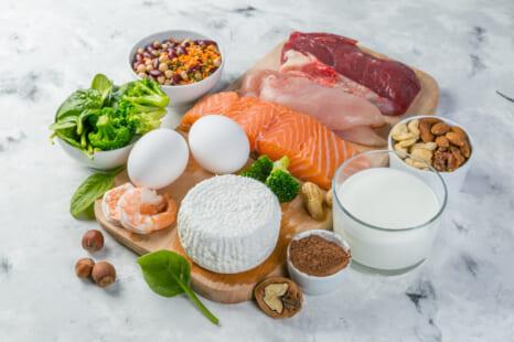 痩せ体質になる!朝食べるべき高たんぱく質食材