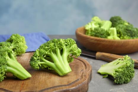 食べる老化防止サプリ!?ブロッコリーの賢い食べ方