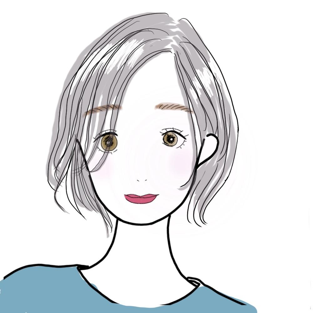 大人おしゃれを演出するヘアスタイル。スタイリング時に毛先だけ巻くと、さらにこなれ感がUPしますよ