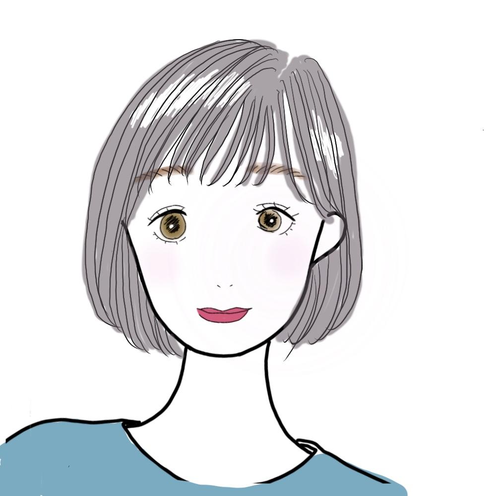 清潔感を感じさせるヘアスタイル。どんなファッションにも合わせやすい王道ヘアです。