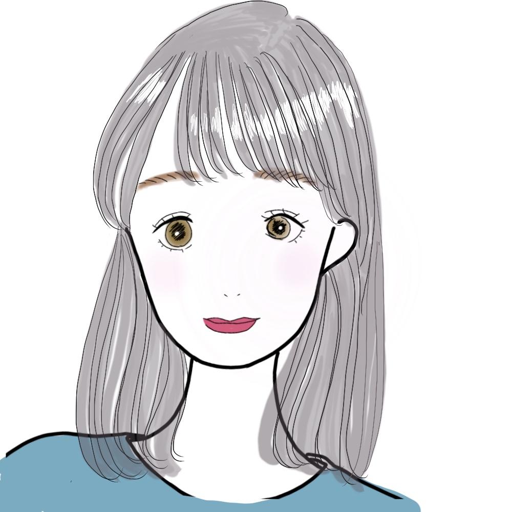 清楚な印象を与えるヘアスタイル。大人可愛いを演出したい方におすすめです