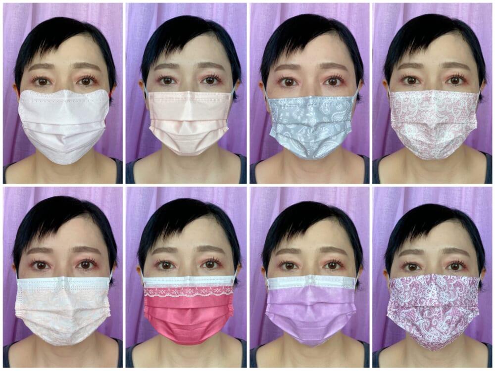 マスク16パターンを徹底比較